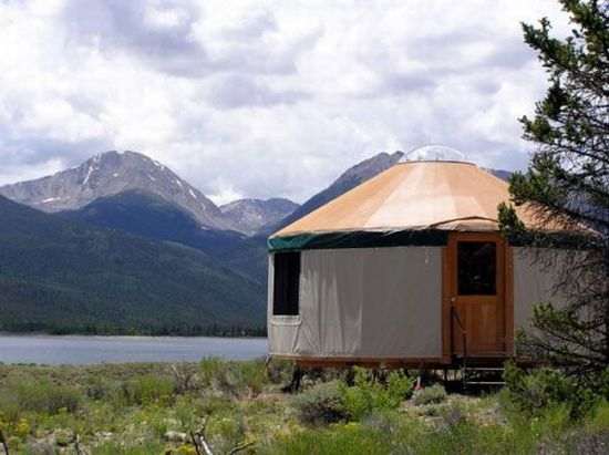 Ecofront alternative housing yurts for Alternative housing