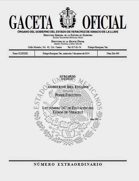 TELESECUNDARIAS ZONA 12 POZA RICA SUR: abril 2014