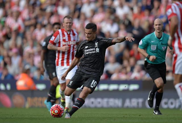 Philippe Coutinho é um dos principais jogadores do Liverpool para esta temporada (Foto: Oli Scarff/AFP)