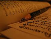 الكتابة بحر من المتعة لا تنتهي ^_^