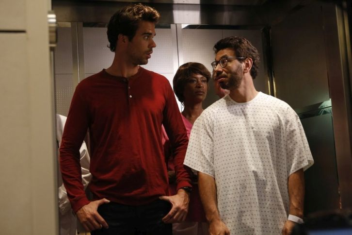 About A Boy - Episode 2.01 - About a Vasectomy - First Look Promotional Photo
