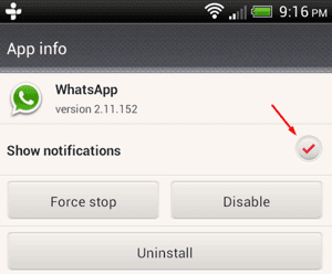 How do I adjust my mobile push notifications from Facebook ...