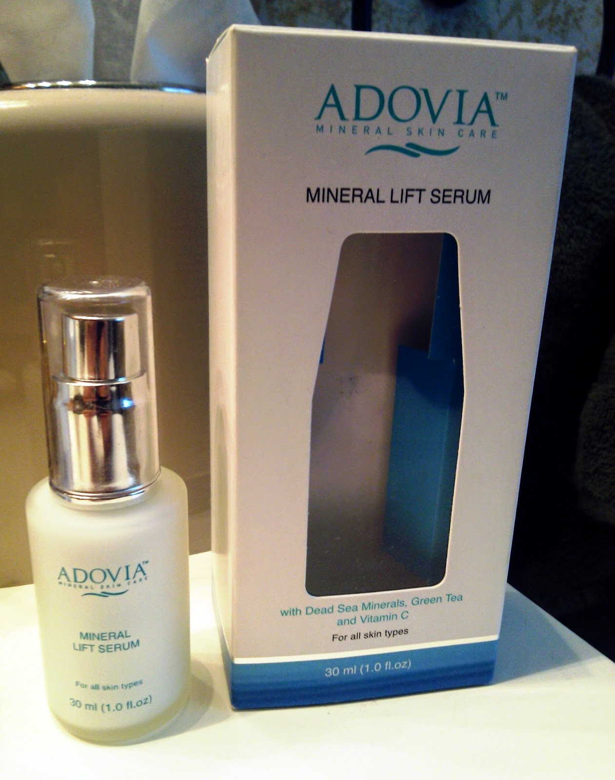 Adovia Mineral Lift Serum Review