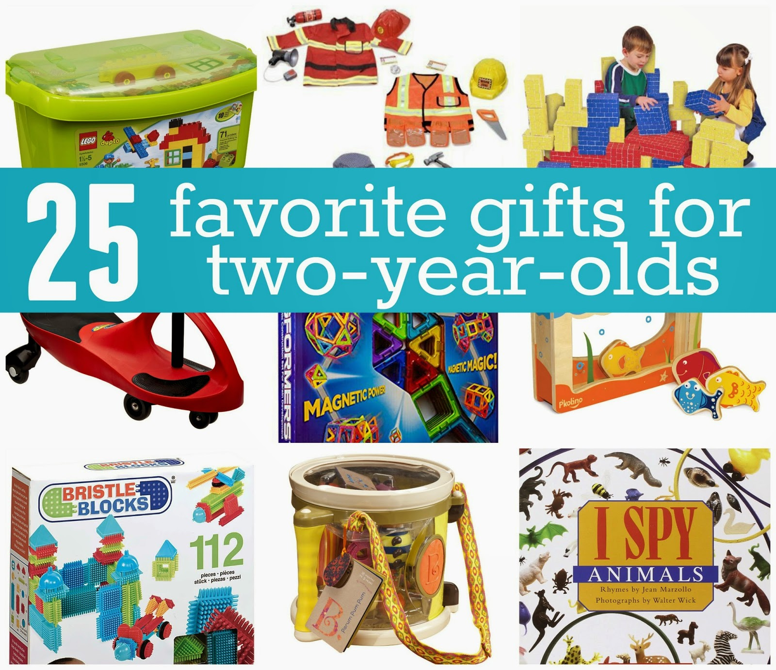 Toys For 2 Year Olds For Girls : Toddler approved favorite gifts for year olds