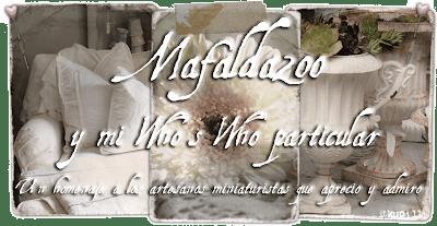 Mafalda200 y mi who's who particular