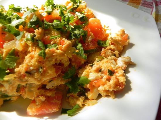 Huevos ala Mexicana. Афтар: КонАццкий Syndrom