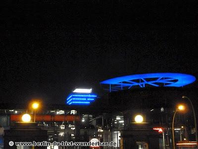 fetival of lights, berlin, illumination, 2012, treptowers