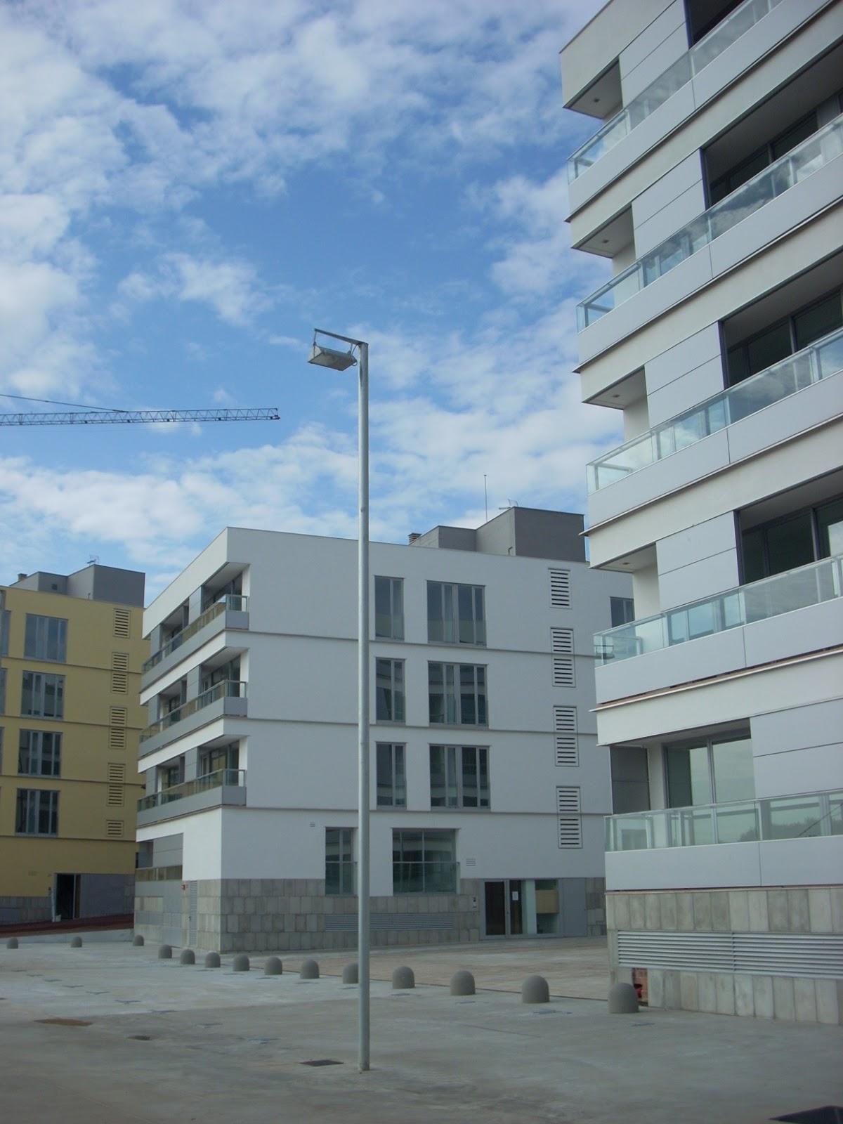 Pio cid terrassa social housing terrassa cataluna spain - Arquitectos terrassa ...