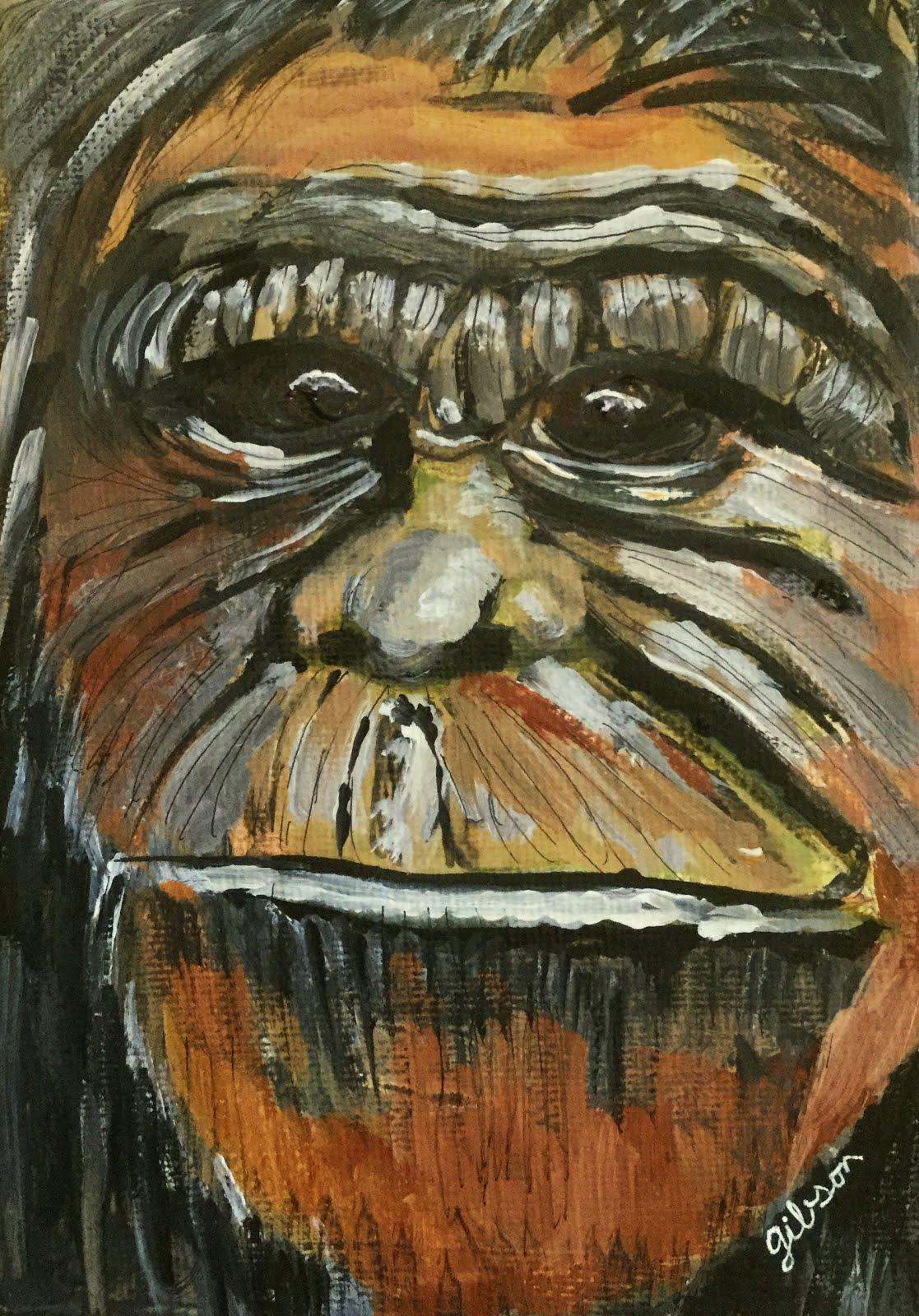 Wood Ape