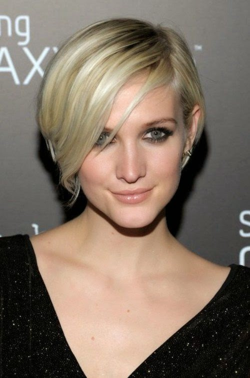 Stylish 10 Short Hairstyles 2015 Trends