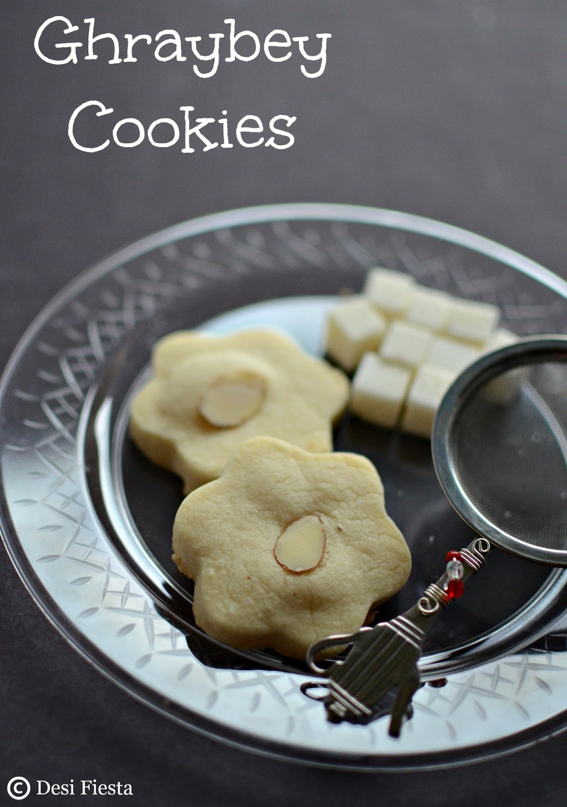 Butter cookies Recipes