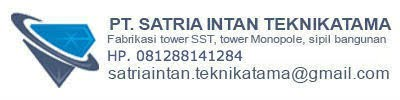 Tower SST, Fabrikasi Tower SST, Tower Monopole, sipil bangunan, CME