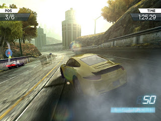 Game Need for Speed Most Wanted
