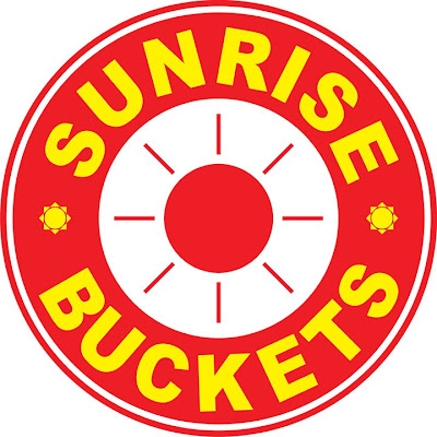 sunrise buckets