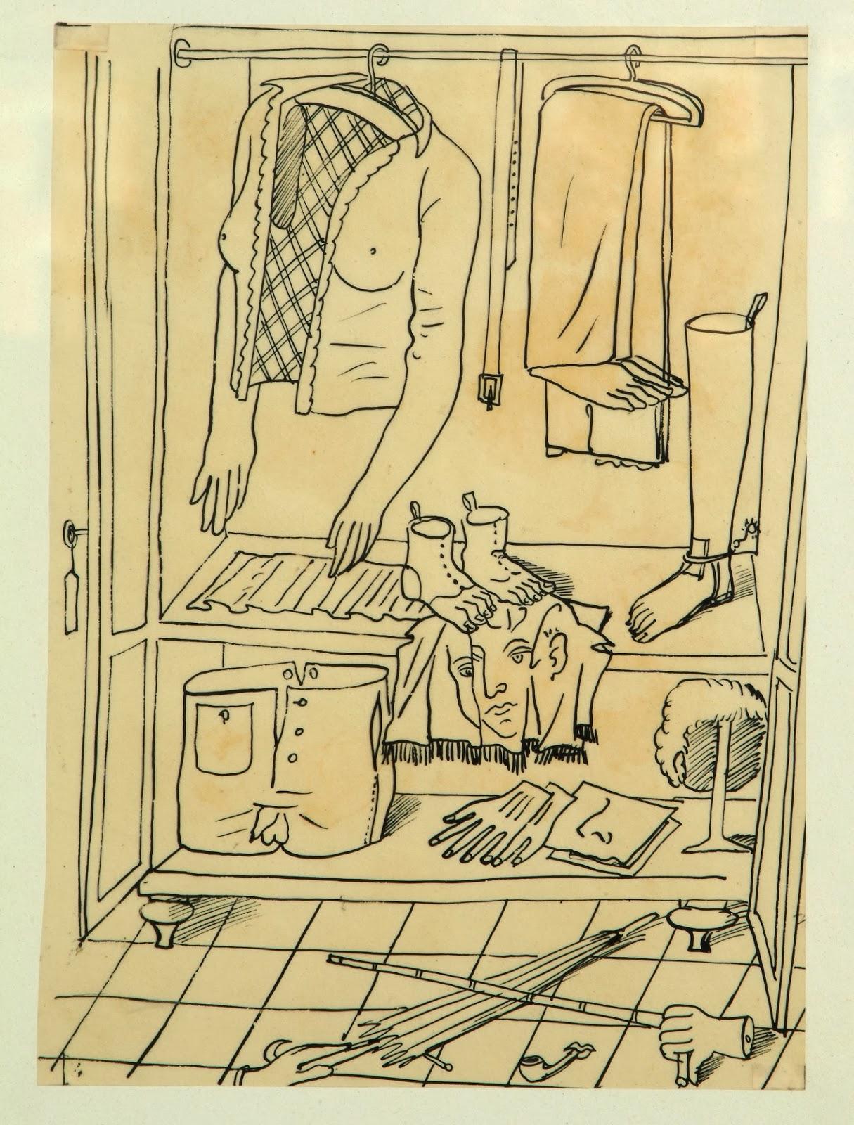 Topipittori saper disegnare come gli antichi - Fornasetti mobili ...