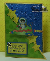 Cut Away card tutorial with Mary