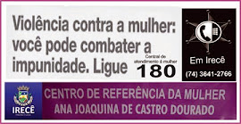 CENTRO DE REFERENCIA DA MULHER EM IRECÊ