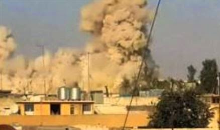 Militants from Islamic State (formerly ISIS) destroyed the Shrine of Yunus (Tomb of  Jonah) Mosque in Mosu