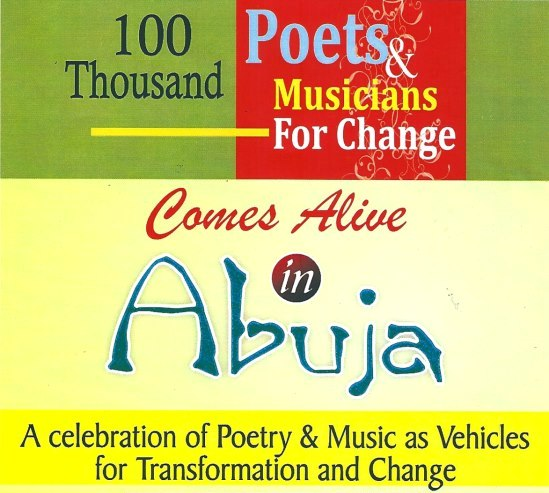 Poetry/Music for Change
