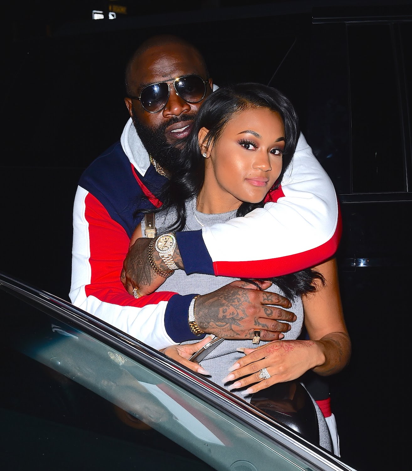 lira galore and rick ross dating The romance is over for rick ross and lira galore less than two months after making the announcement, the couple has called off its engagement the two had a blow out fight in atlanta and.