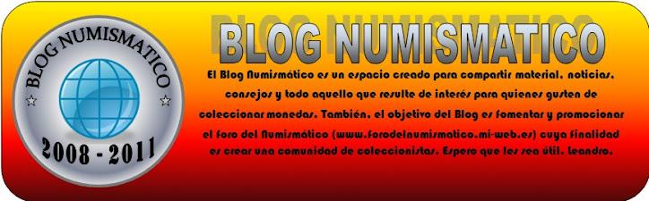 Blog Numismático