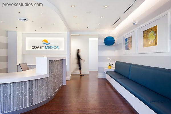 Medical Clinic Interior Design