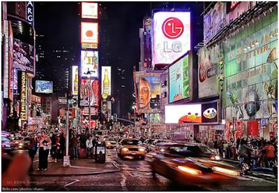 New York City, USA | 7 Kota Paling Indah Dan Terang Di Dunia