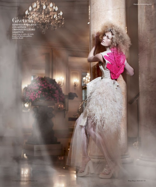 Ma cherie dior haute couture in editorials harper 39 s for What does couture mean in french