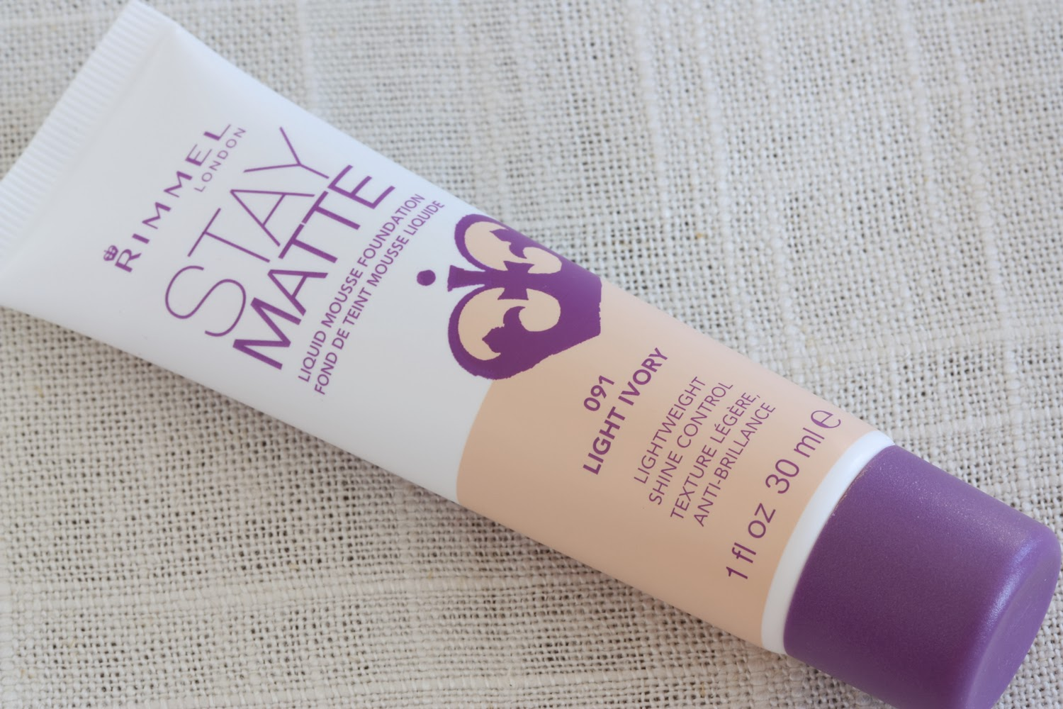 That Winsome Girl: Rimmel London Stay Matte Liquid Mousse ...