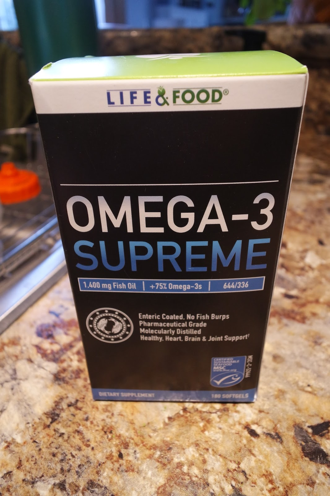 Dad of divas 39 reviews quality fish oil for your health for Fish oil for cooking