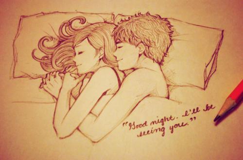 Ảnh chúc người yêu ngủ ngon