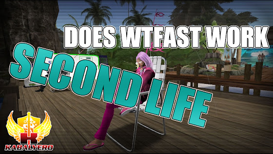 Does WTFast Work With Second Life