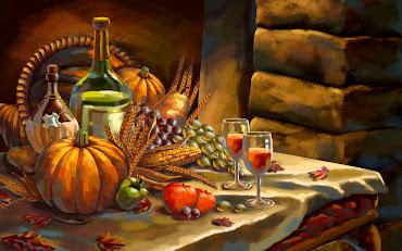 #22 Happy Thanksgiving Wallpaper