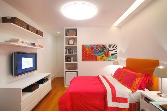 Dormitorios juveniles para mujeres chicas diseno de - Decoracion de interiores dormitorios pequenos juveniles ...