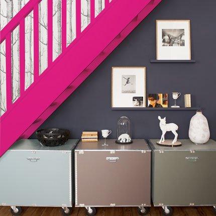 Excelentes ideas para un espacio peque o casa haus for Como utilizar el espacio debajo de las escaleras
