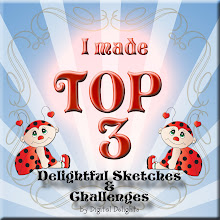 I made Top 3 Delightful Sketches!