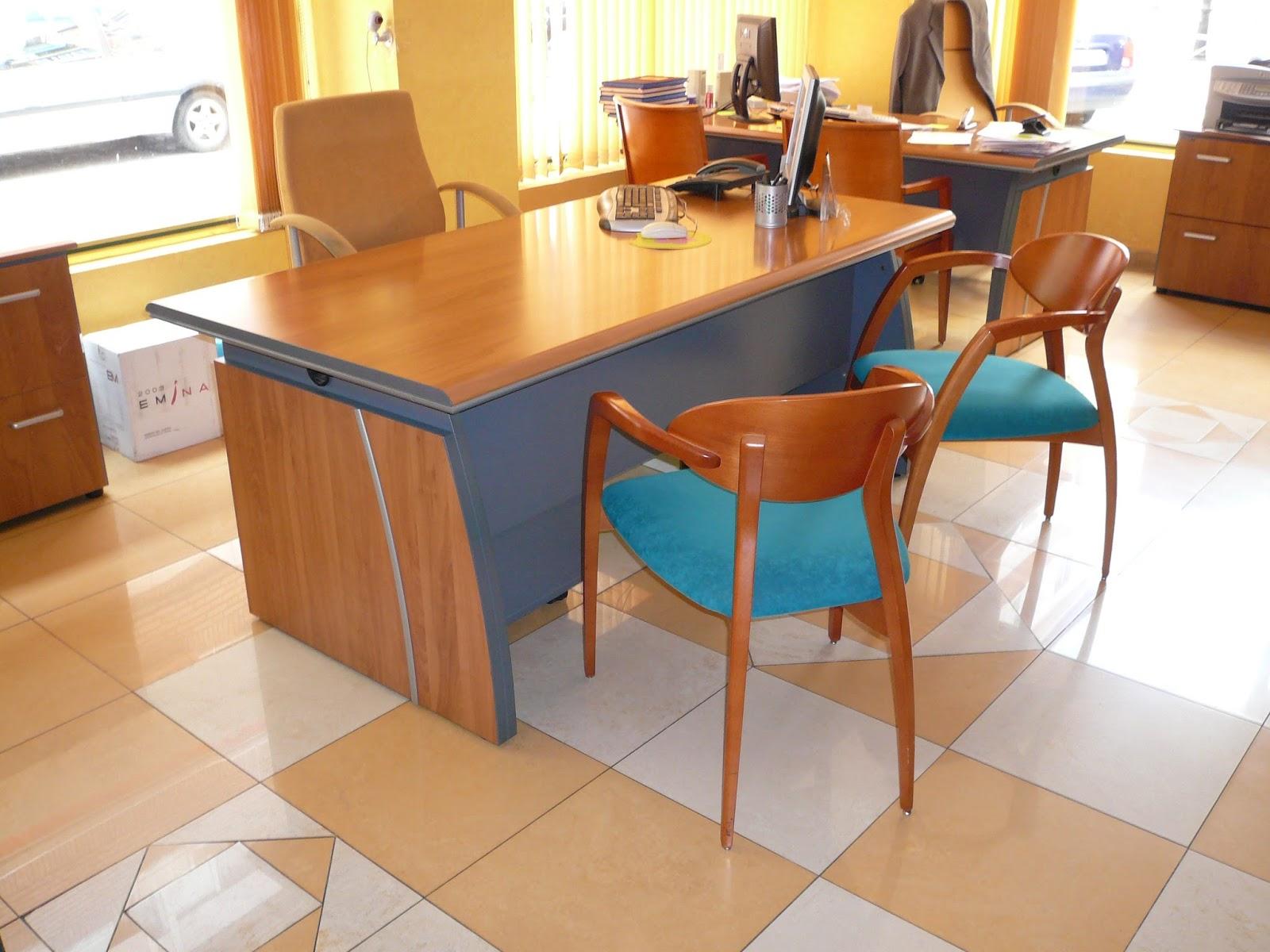 Muebles de oficina muebles de oficina de panel y perfil for Direccion oficina