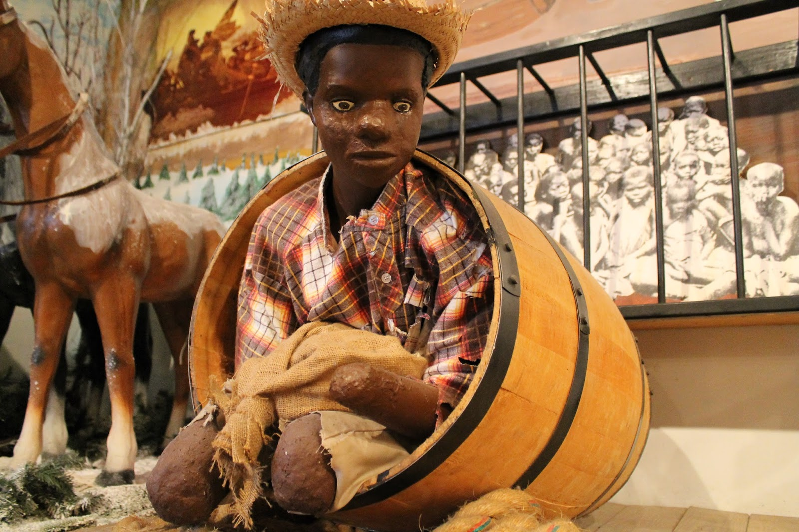 blacks wax museum