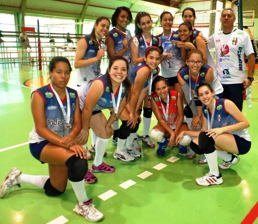 Vice Campeã Taça Campinas 2013