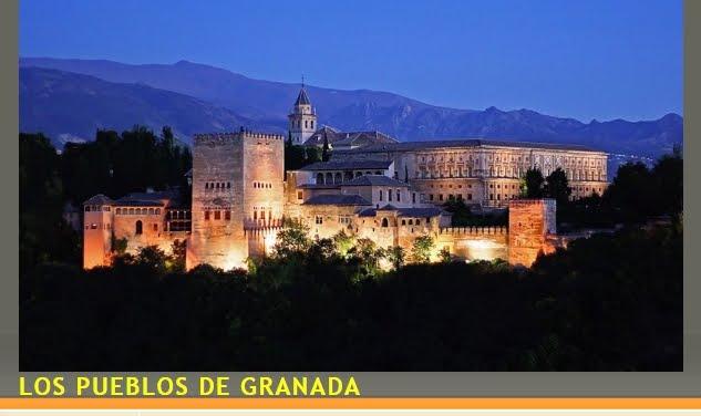 Los pueblos de Granada