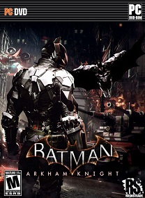 Batman Arkham Knight-CPY Terbaru For Pc cover