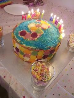 sing happy birthday