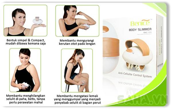 Máy Massage 3D U Body Slimmer 2842
