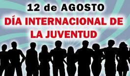 #12agosto Día Internacional de la Juventud