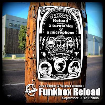 Jorun Bombay - Funkbox Reload September 2015
