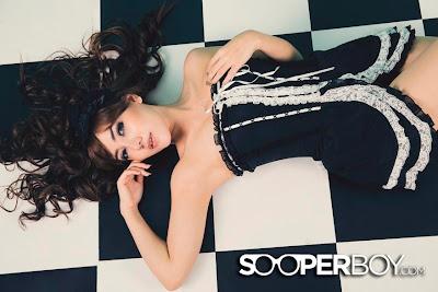 Bella Shofie for Sooperboy, May 2013
