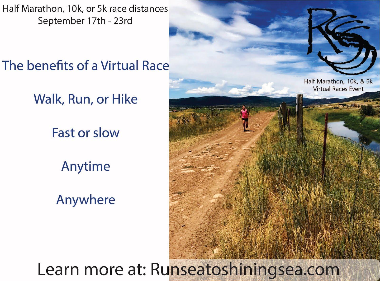 Run, Walk, or Hike Our Race