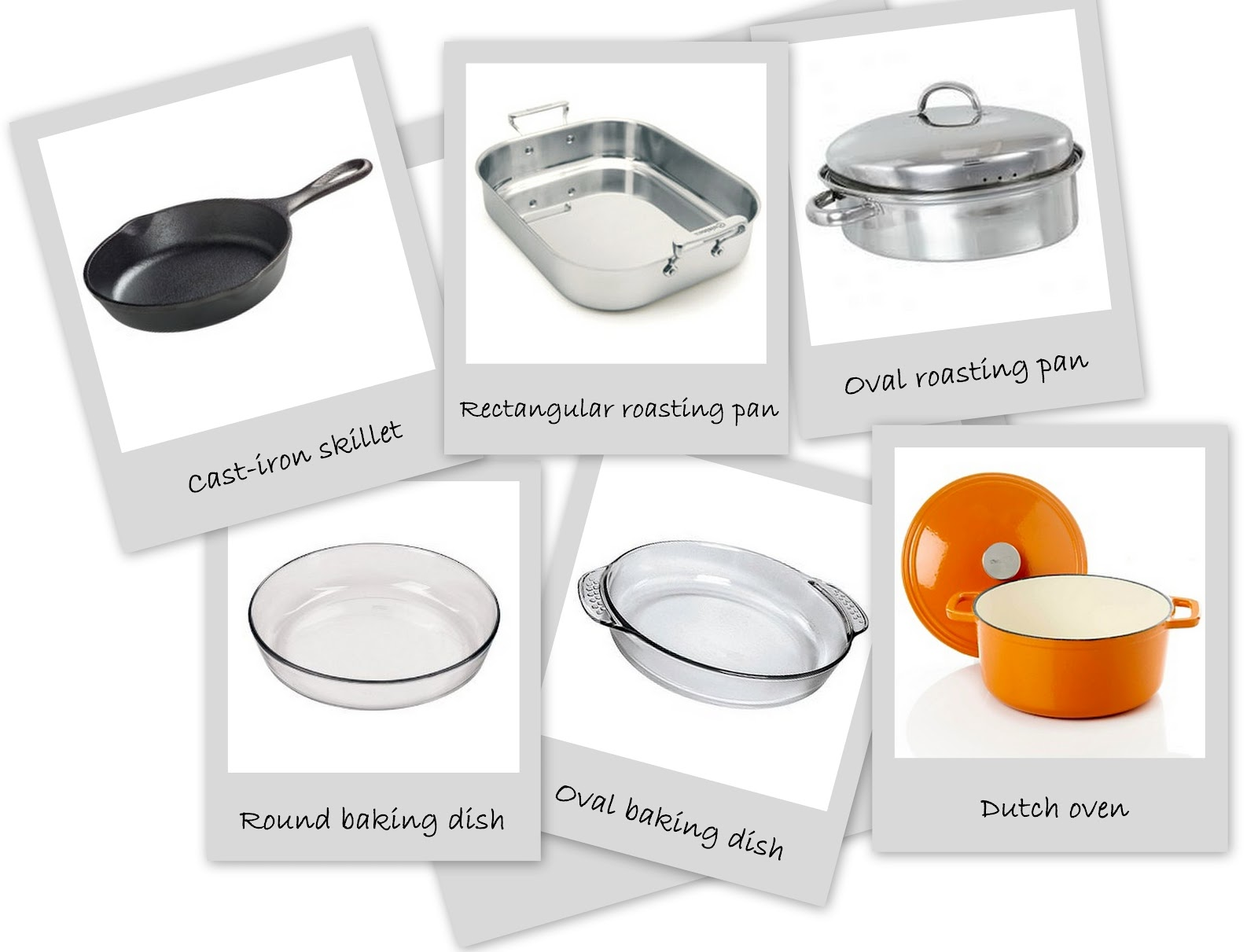 Cooking Equipment : ... fly in my soup!: Basic to Advanced Cooking Equipment - Pots and Pans