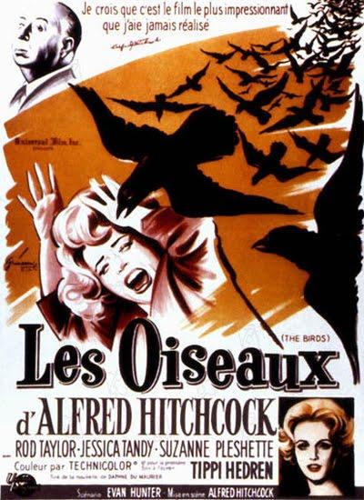 Les Oiseaux, the Birds