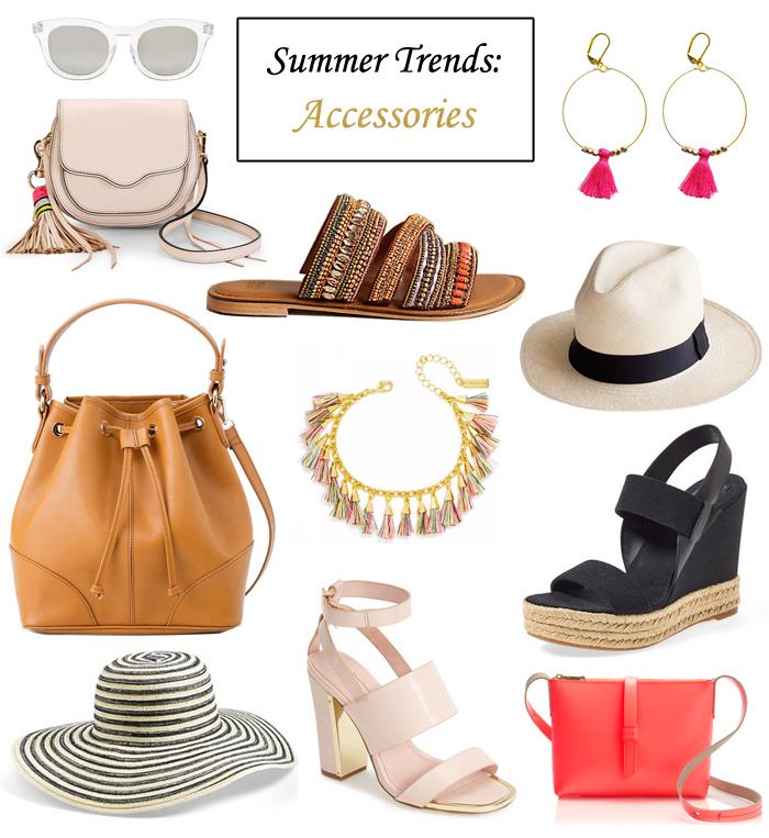 Love, Lenore: Summer Trends: Accessories